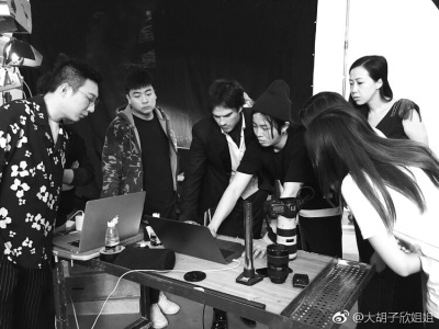 Фотосессия Йена для JStyle China