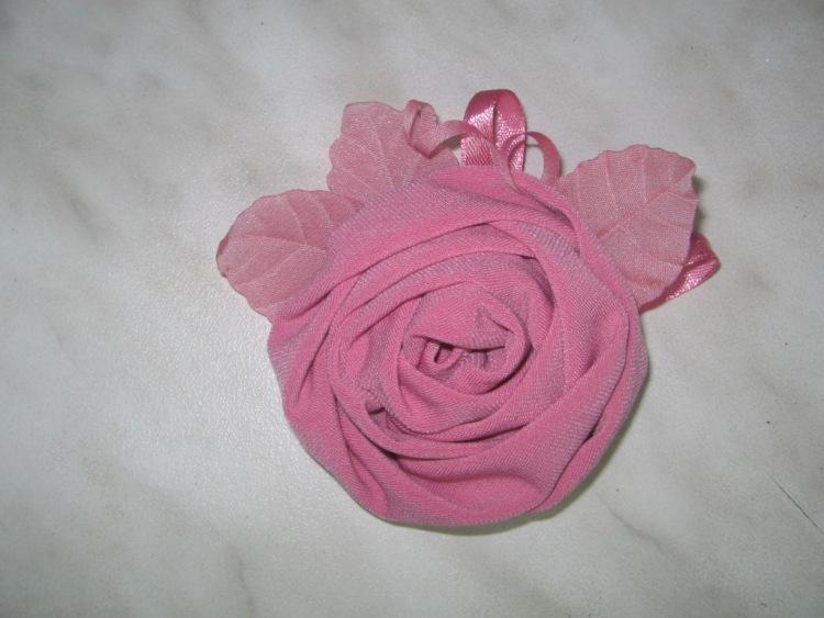 Как сделать цветок для платья 130