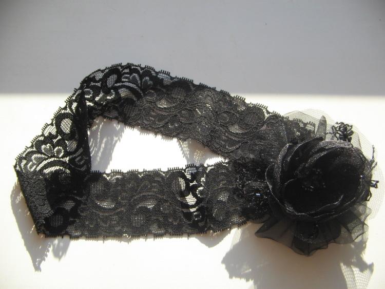 Сделать повязку в стиле чикаго своими руками