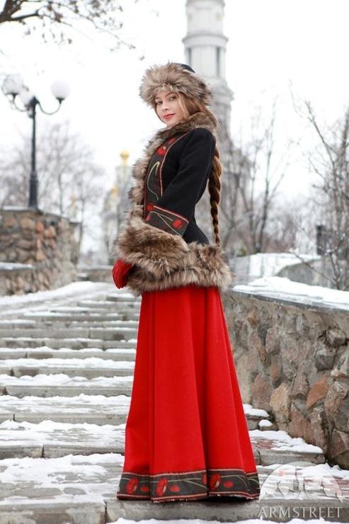русское короткое фото