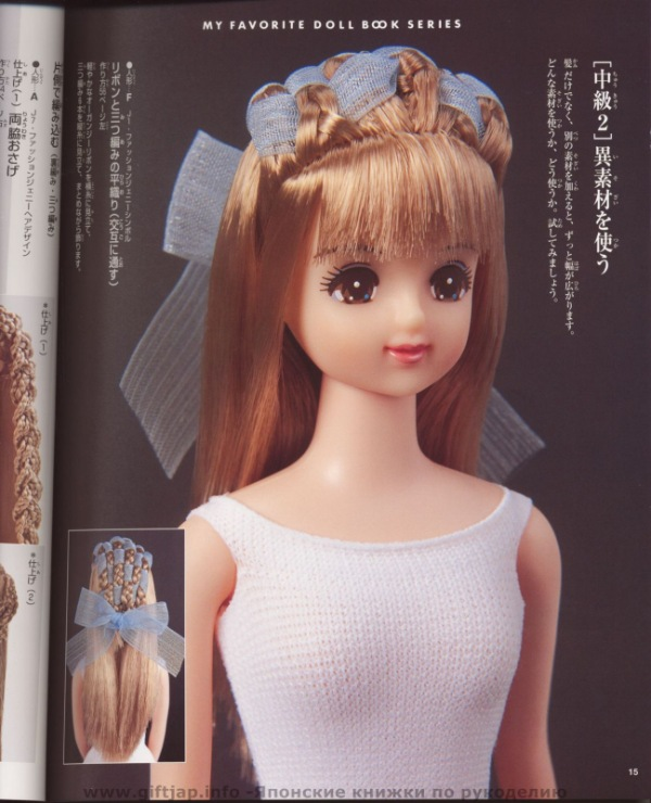 Как сделать куклы с короткими волосами причёски 459