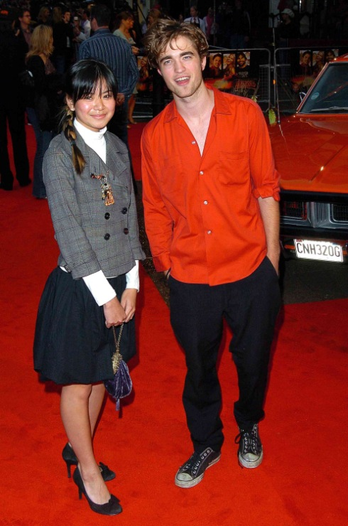 Robert pattinson dating katie leung