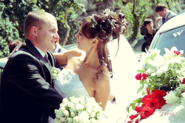 Свадьба частное фото