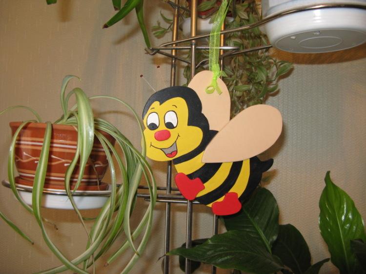 Пчелки для сад своими руками 1