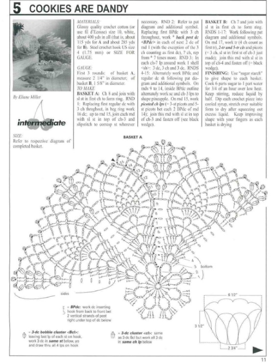 Gallery.ru / фото #47 - decorative crochet 75 - accessories.