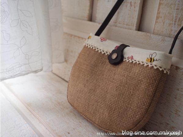 Выкройки сумок из мешковины своими руками