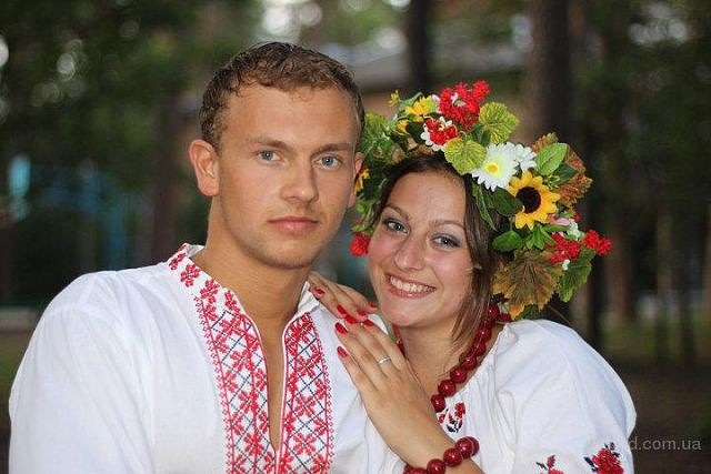 Фото русских пар