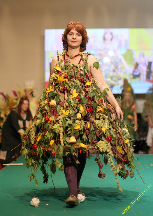 Коллекция костюмов на конкурс