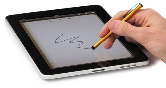 Как сделать ручку для планшета