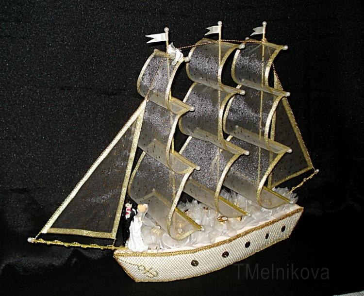 Стихи для подарка корабль на свадьбу