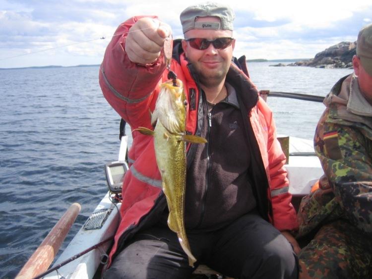 рыбалка в чупе на море