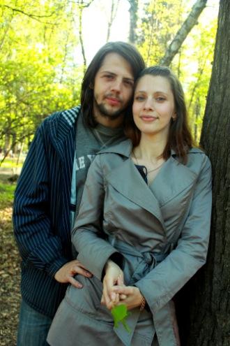 Фотограф Love Story Александра Горина - Москва