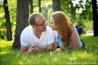 Фотограф Love Story Светлана Алексеева - Москва