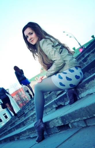 Выездной фотограф Александра Пурясова - Москва