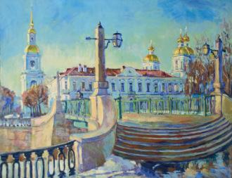 Художник Mария Зимина - Москва