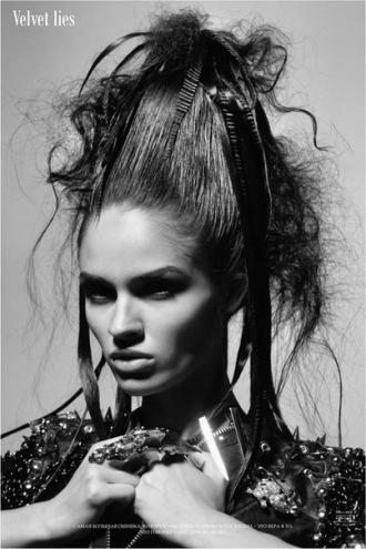 Визажист (стилист) Анна Саблина - Москва