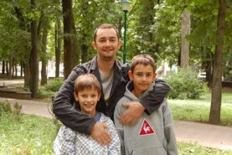 Детский фотограф Сергй Ковильник - Хмельницкий