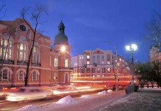Архитектурный фотограф Сергей Девятов - Иркутск
